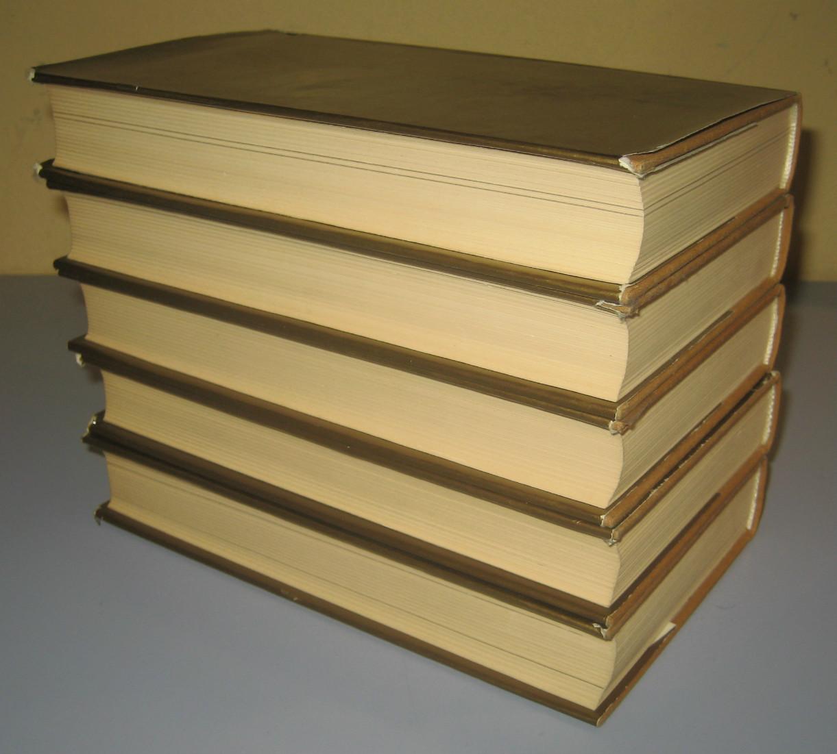 Bodler Komplet 5 Knjiga