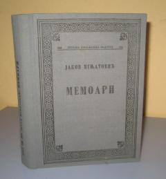 MEMOARI Jakov Ignjatović
