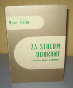 ZA STOLOM ODBRANE Rene Florio