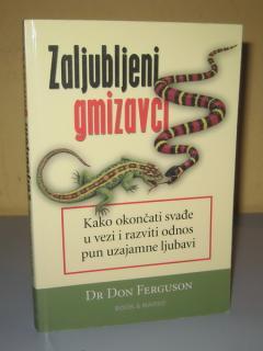 ZALJUBLJENI GMIZAVCI , Dr Don Ferguson