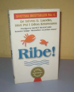 RIBE !  dr Stiven S. Landin / Heri Pol i Džon Kristensen