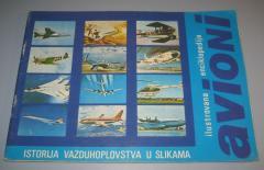 Istorija vazduhoplovstva u slikama PUN ALBUM ***PRODATO****