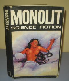 MONOLIT broj 1 , Science fiction almanah