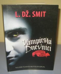 VAMPIRSKI DNEVNICI 7 , L. Dž.Smit
