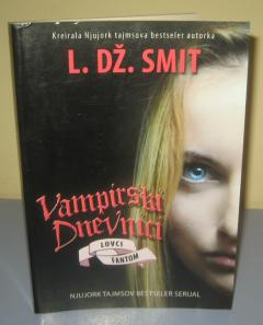 VAMPIRSKI DNEVNICI 8 , L. Dž.Smit