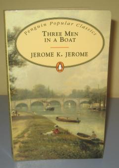 THREE MEN IN A BOAT Jerome K. Jerome ***RASPRODATO****