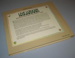LIVE LONGER COOKBOOK
