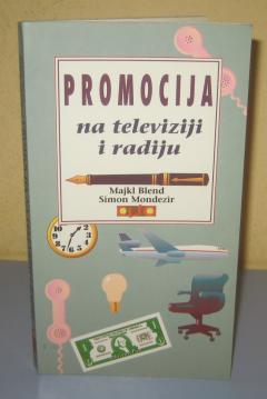 PROMOCIJA NA TELEVIZIJI I RADIJU , Mjkl Blend /Simon Mondezir