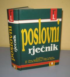 POSLOVNI RJEČNIK / REČNIK