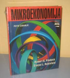MIKROEKONOMIJA Robert S. Pindyck / Daniel L. Rubinfeld