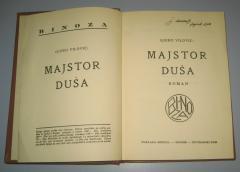MAJSTOR DUŠA , Djuro ( Đuro ) Vilović 1931