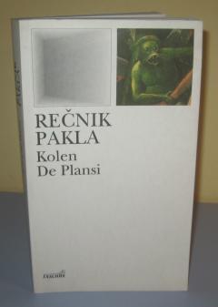 REČNIK PAKLA , Kolen De Plansi