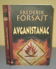 AVGANISTANAC , Frederik Forsajt