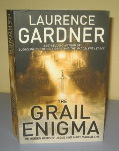 THE GRAIL ENIGMA , Laurence Gardner ***RASPRODATO****