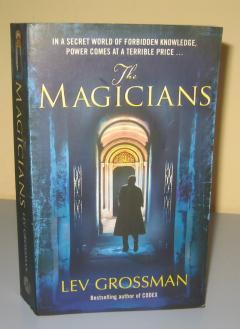 THE MAGICIANS , Lev Grossman