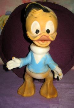Sestrić Paje patka original Walt Disney stara igračka PRODATO