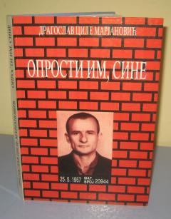 OPROSTI IM ,SINE , Dragoslav Cile Marjanović