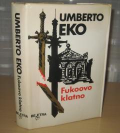 FUKOOVO KLATNO  Umberto Eko ***RASPRODATO****