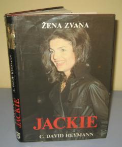 ŽENA ZVANA JACKIE , C. David Heymann