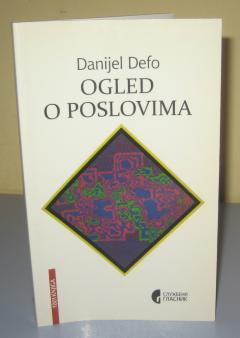 OGLED O POSLOVIMA , Danijel Defo