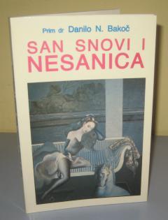SAN SNOVI I NESANICA , Danilo Bakoč