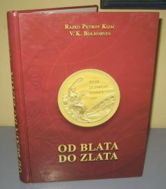 OD BLATA DO ZLATA odbojkaška monografija