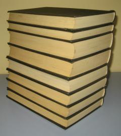 Mopasan komplet 8 knjiga ***RASPRODATO****