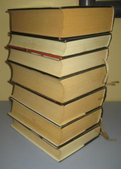 Lustbader komplet 7 knjiga-PRODATO