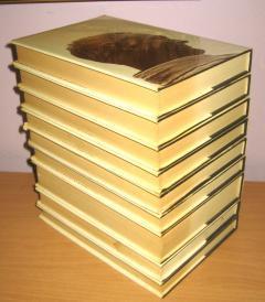 HESE komplet 9 knjiga -Prodato