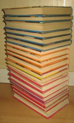 BIBLIOTEKA AMOR 20 KNJIGA odabrani ljubavni romani