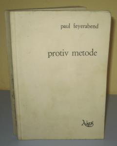 PROTIV METODE , Paul Feyerbend