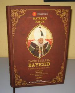 TARIH I SULTAN BAYEZID , Matrakci Nasuh