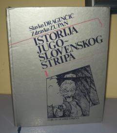 Istorija jugoslovenskog stripa 1