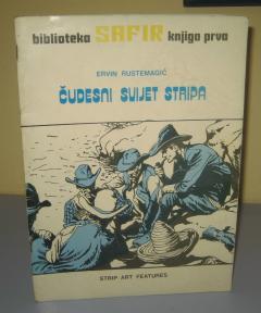 ČUDESNI SVIJET STRIPA , Ervin Rustemagić