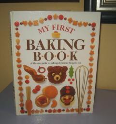 MY FIRST BAKING BOOK , Helen Drew