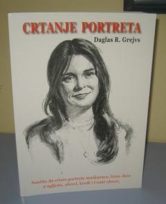 CRTANJE PORTRETA , Daglas R. Grejvs