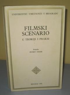 FILMSKI SCENARIO u teoriji i praksi