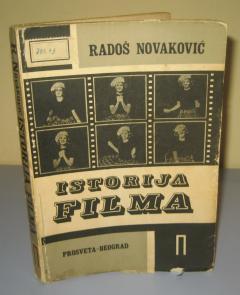 ISTORIJA FILMA , Radoš Novaković