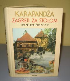 ZAGREB ZA STOLOM , Stevo Karapandža