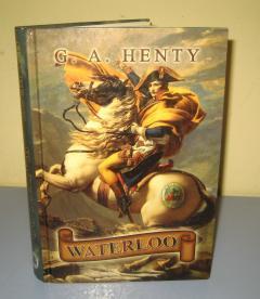 VATERLO , George Alfred Henty