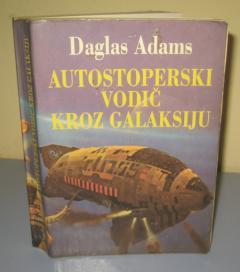 Autostoperski vodič kroz galaksiju -PRODATO