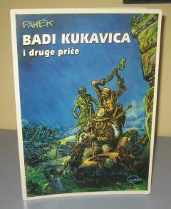 BADI KUKAVICA , Željko Pahek