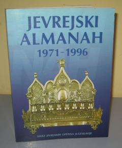 JEVREJSKI ALMANAH 1971 – 1996
