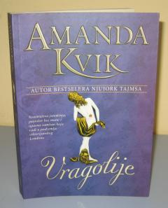 VRAGOLIJE , Amanda Kvik