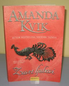 ZAVET LJUBAVI , Amanda Kvik