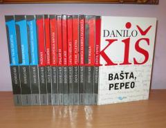 DANILO KIŠ 13 KNJIGA -Prodato