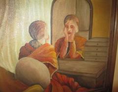 Autoportret Svetlana Krilović