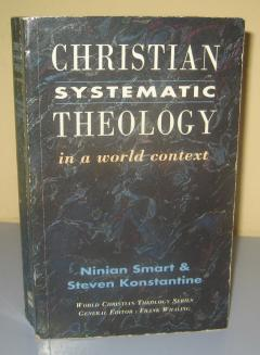 CHRISTIAN SYSTEMATIC THEOLOGY