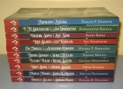 NAJVEĆE LJUBAVI komplet 10 knjiga ***RASPRODATO****