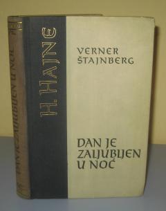 Hajne DAN JE ZALJUBLJEN U NOĆ , Verner Štajnberg